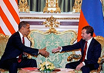 It's Not Just a New START: Presidents Obama & Medvedev