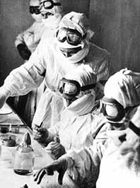 Scientists of the Soviet Antiplague System