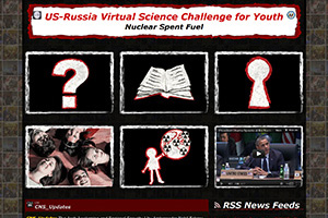 Challenge Draws Attention of US and Russian Presidents: Virtual Science Challenge Website